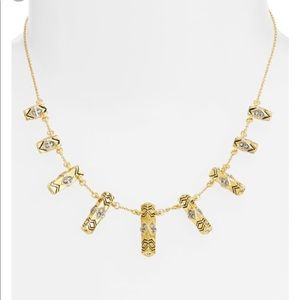 House of Harlow Anza necklace-new